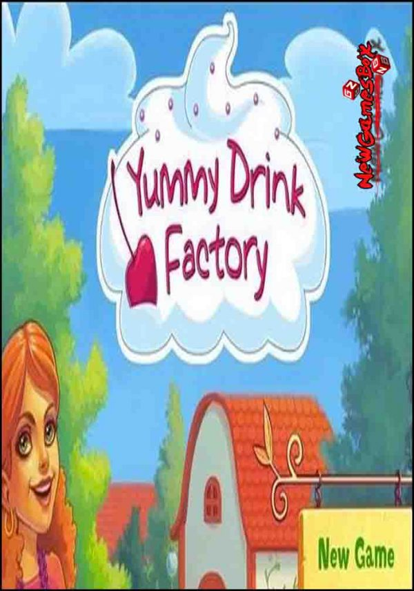 Yummy Drink Factory Free Download