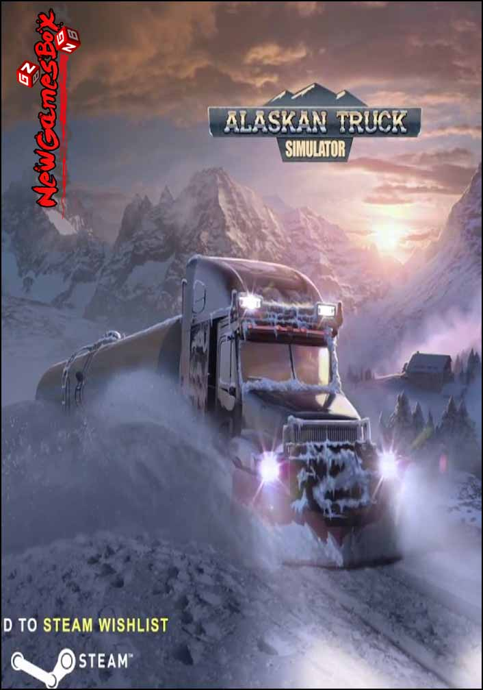 Alaskan Truck Simulator Free Download Full PC Game Setup