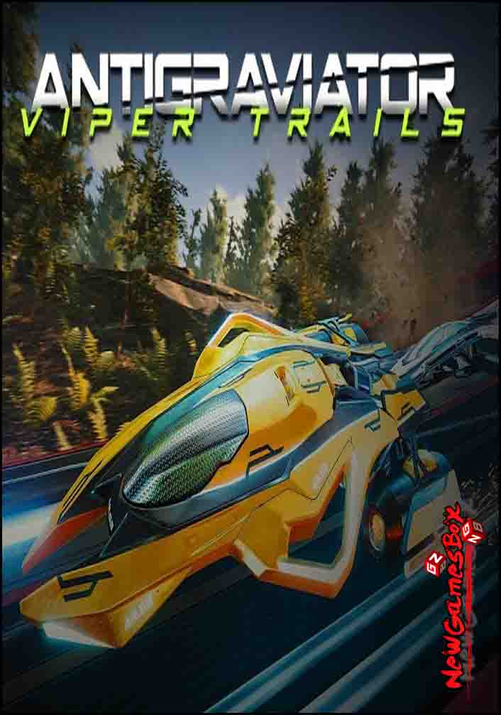 Antigraviator Viper Trails Free Download