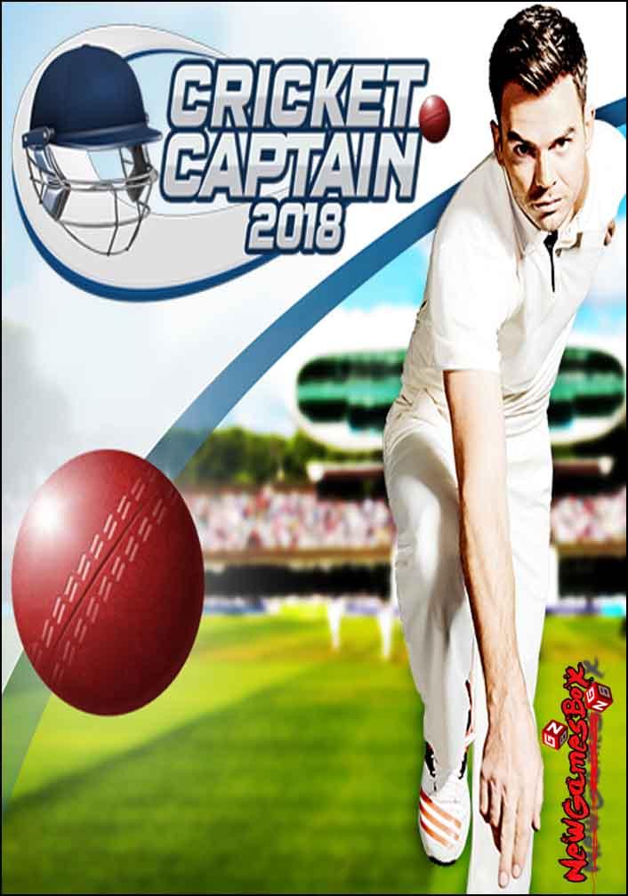 Cricket Captain 2018 Download