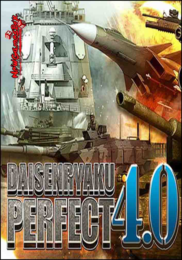 Daisenryaku Perfect 4.0 Free Download