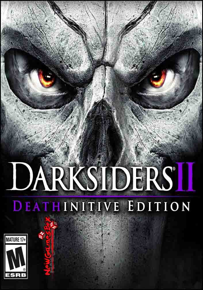 Darksiders II Deathinitive Edition Download Free PC Game