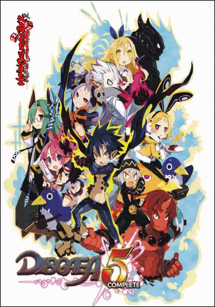 Disgaea 5 Complete Free Download