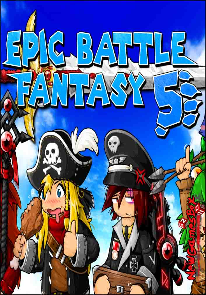 Epic Battle Fantasy 5 Free Download