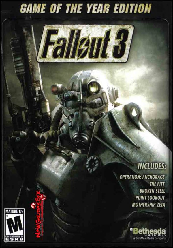 Fallout 3 GOTY Download PC