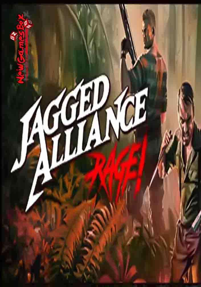 Jagged Alliance Rage Free Download Full Version PC Setup