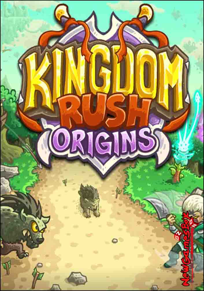 Kingdom Rush Origins Free Download Full Version PC Setup
