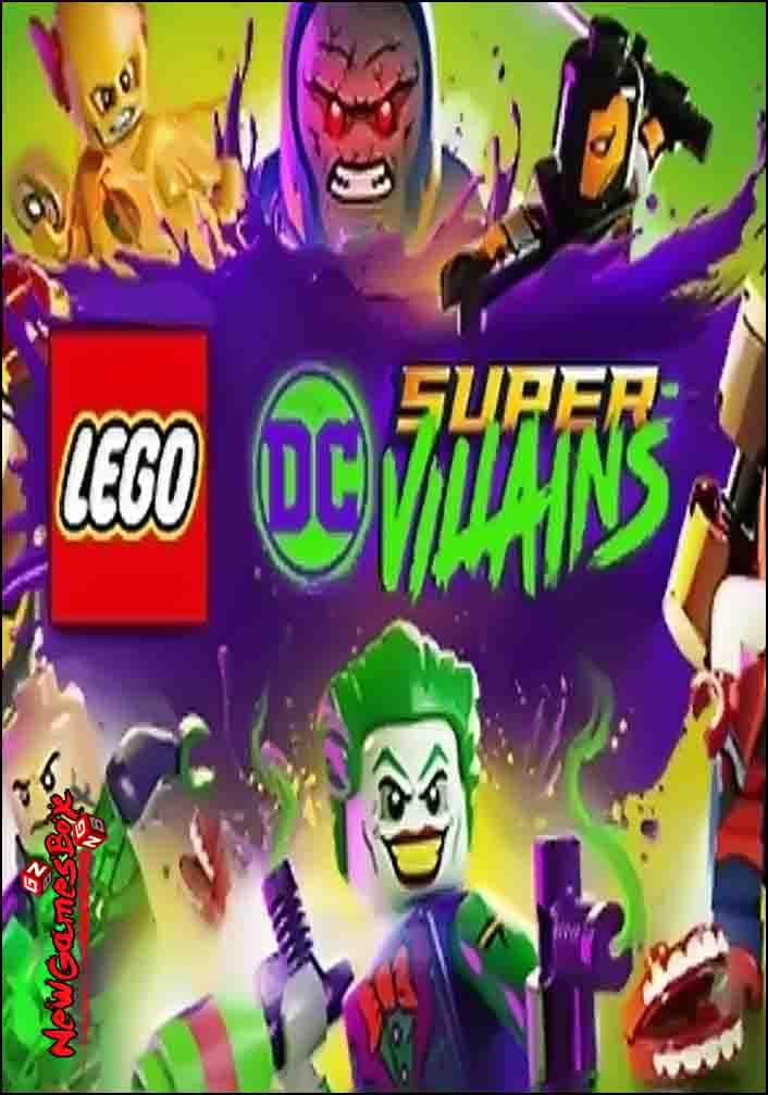 LEGO DC Super Villains Free Download