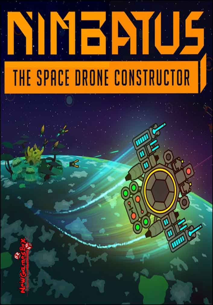Nimbatus The Space Drone Constructor Download PC Game Free