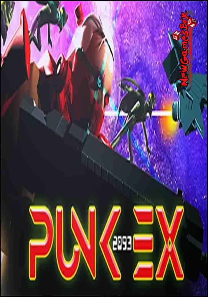 PUNK EX 2093 Free Download