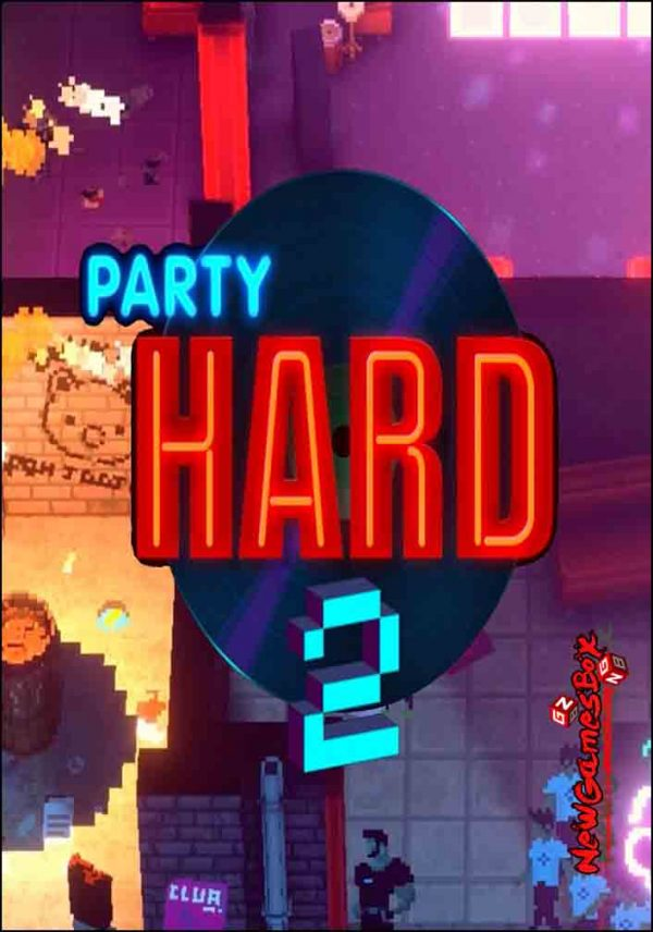 Party Hard 2 Download PC Game