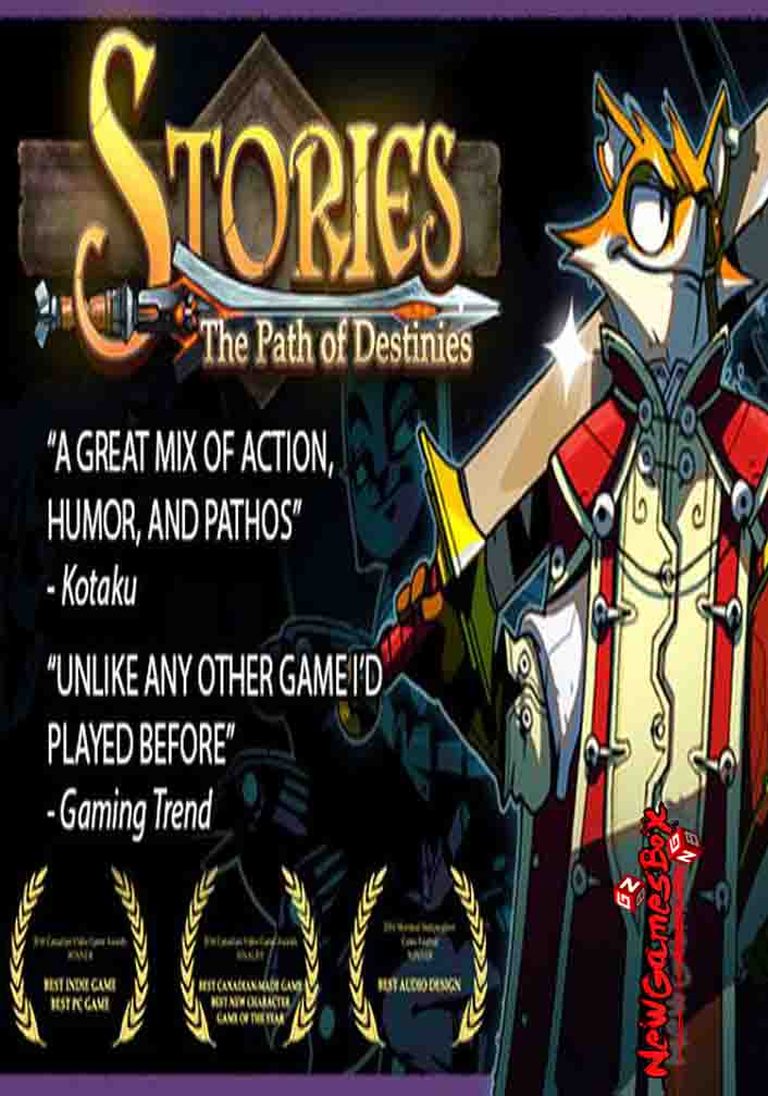 Stories The Path Of Destinies Remastered Free Download