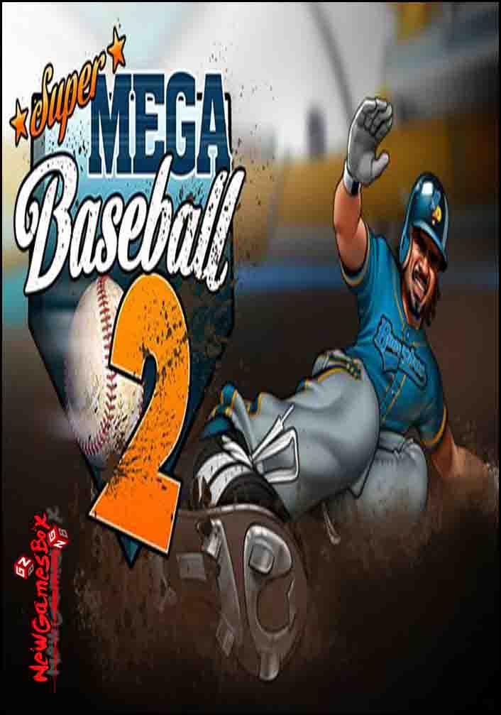 Super Mega Baseball 2 Red Rock Park Free Download