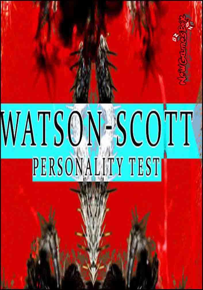 watson scott personality test free download