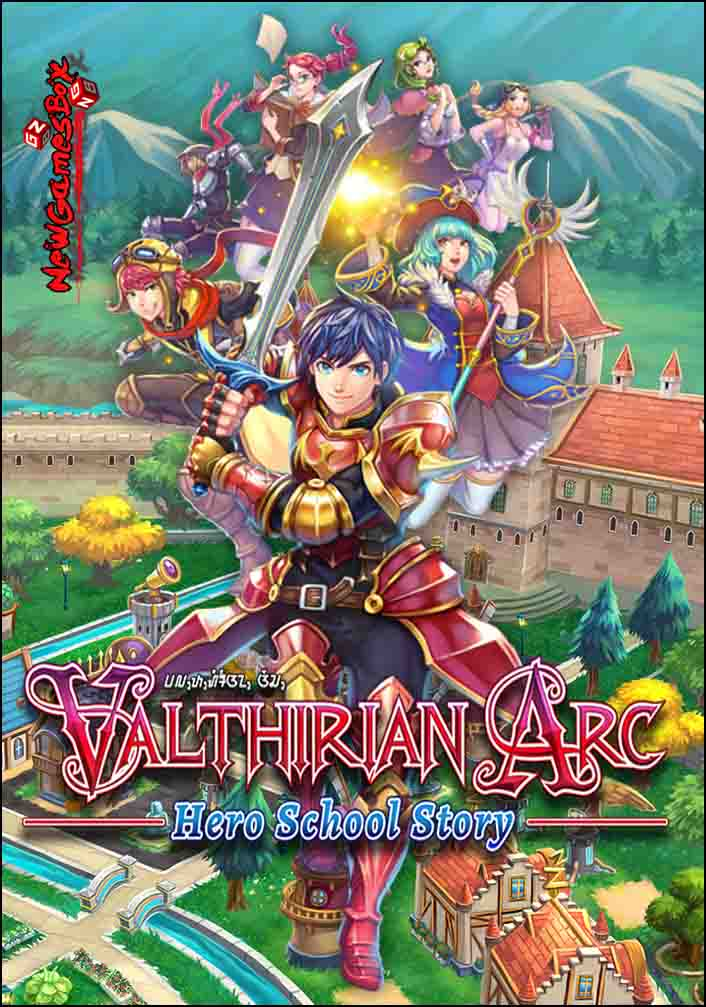 Valthirian Arc Hero School Story Free Download