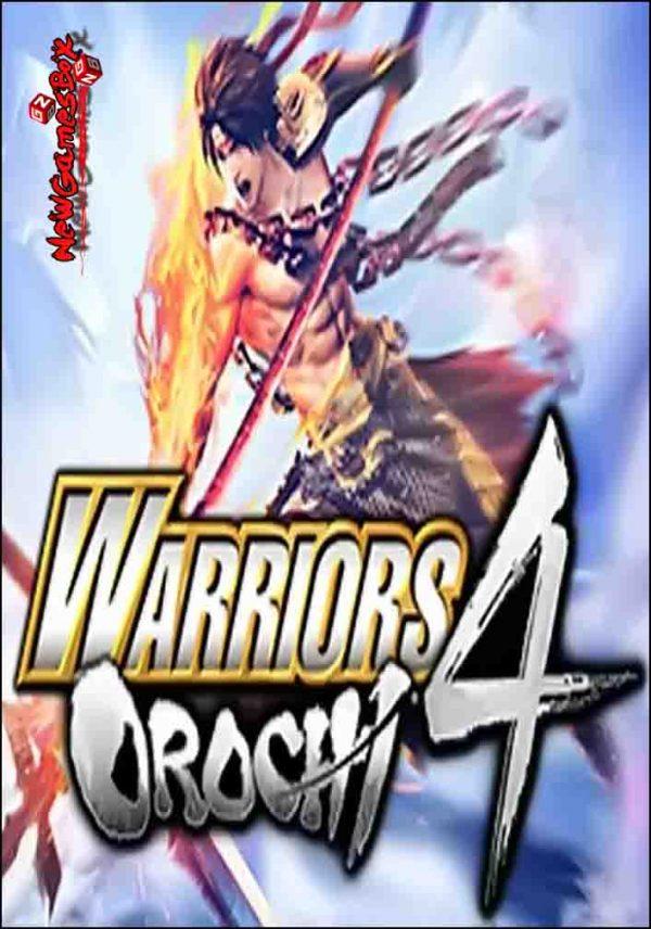 Warriors Orochi 4 Free Download