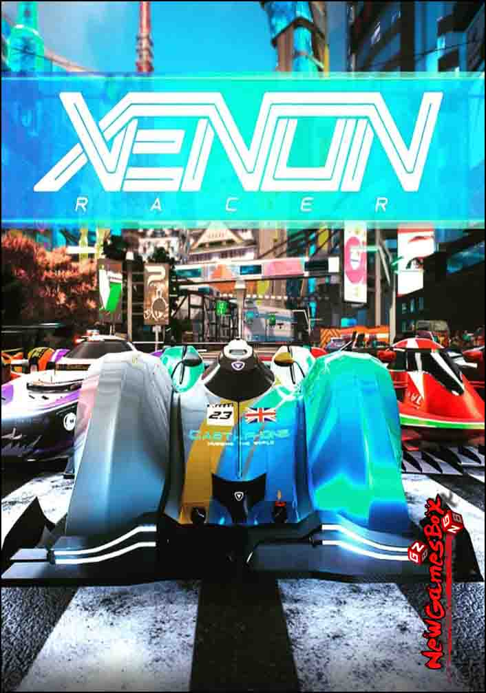 Xenon Racer Free Download Full Version Pc Game Setup