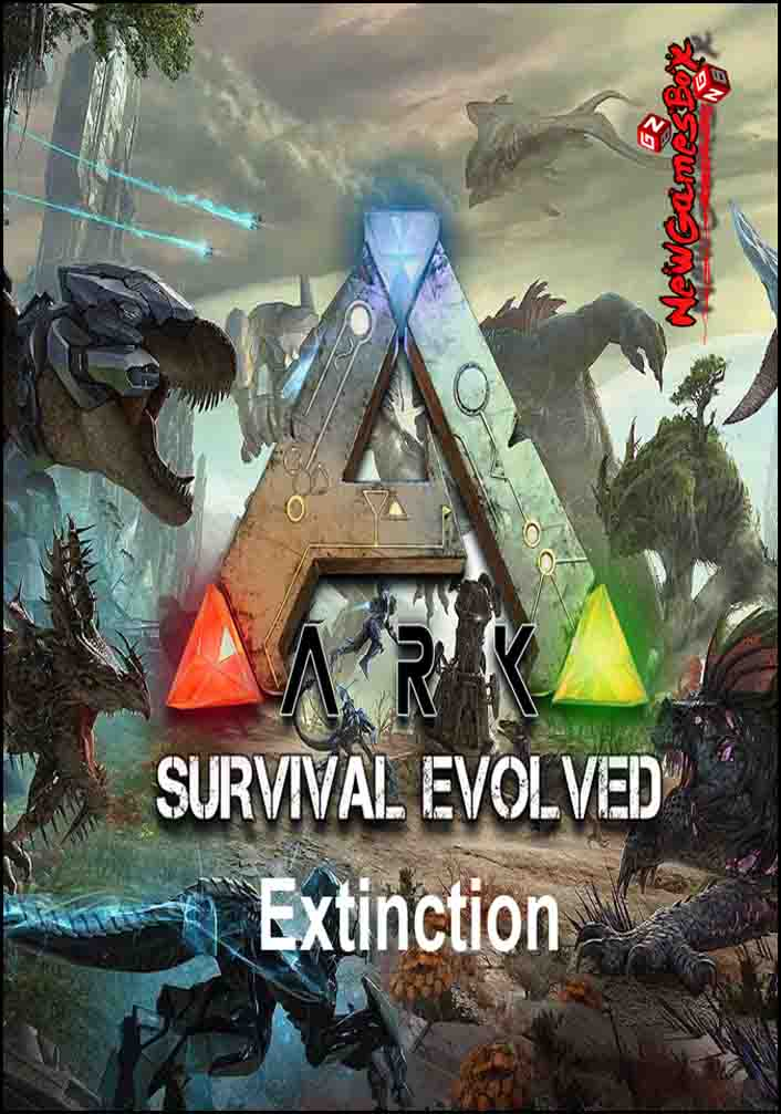 get ark extinction free