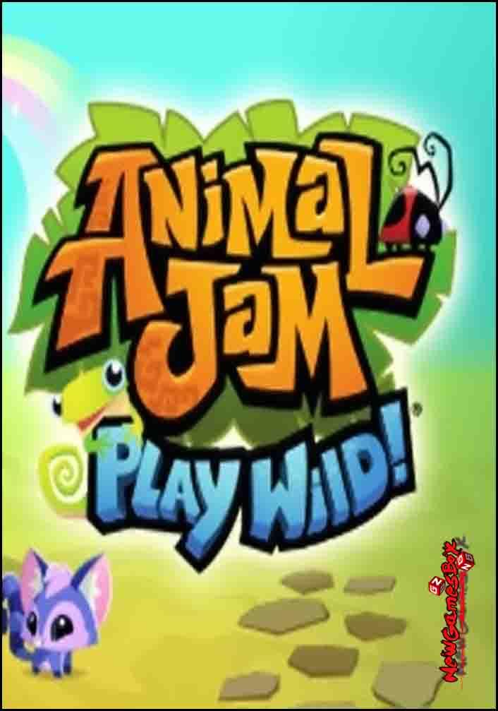 Animal Jam Play Wild Free Download