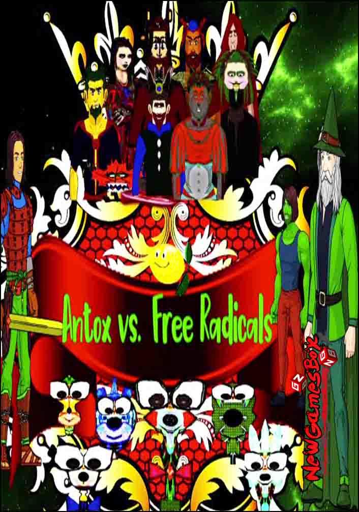Antox Vs Free Radicals Free Download