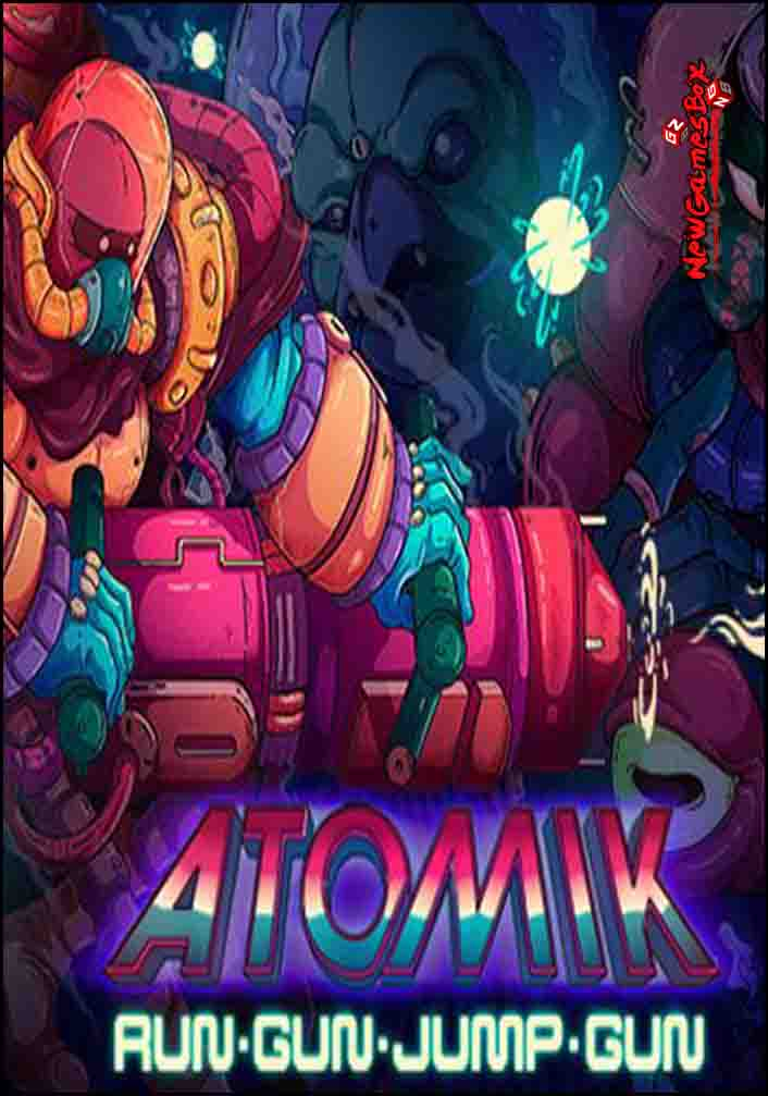 Atomik RunGunJumpGun Free Download