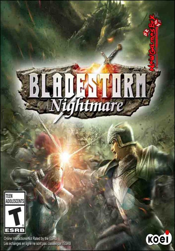 BLADESTORM Nightmare Download