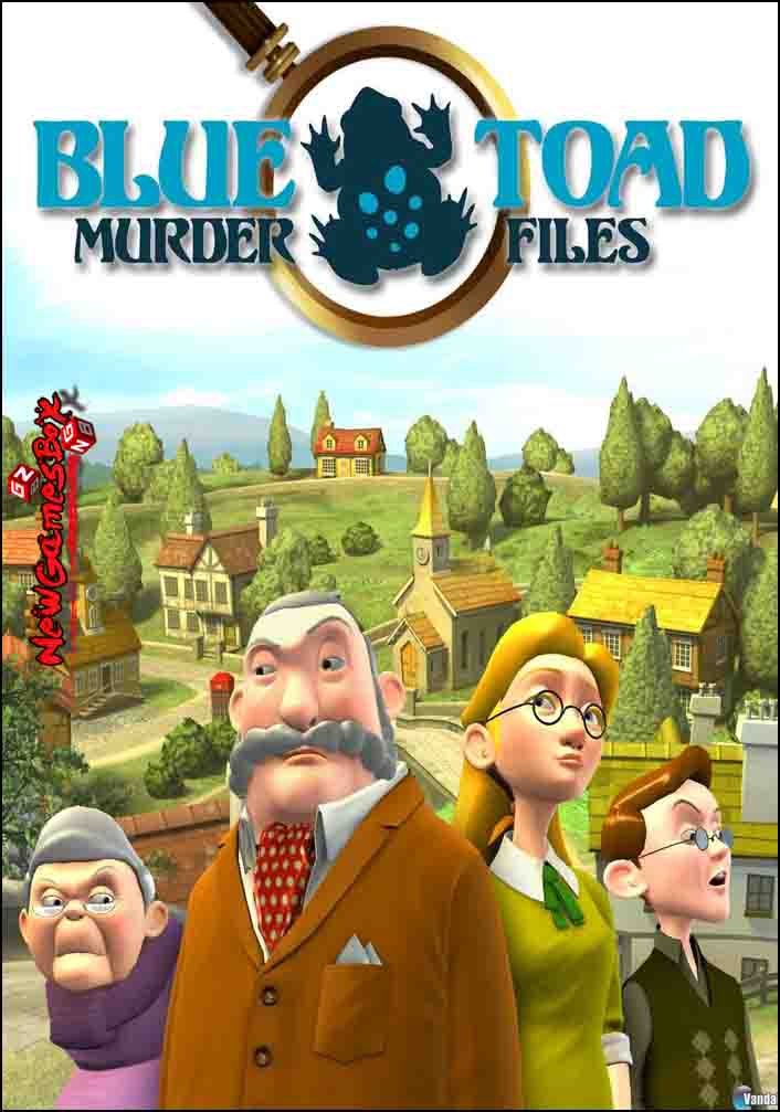 Blue Toad Murder Files The Mysteries Of Little Riddle Free Download