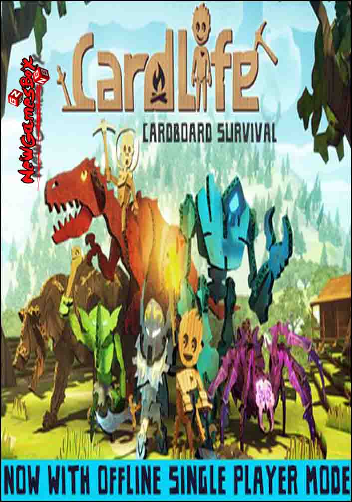 CardLife Science Fantasy Survival Free Download