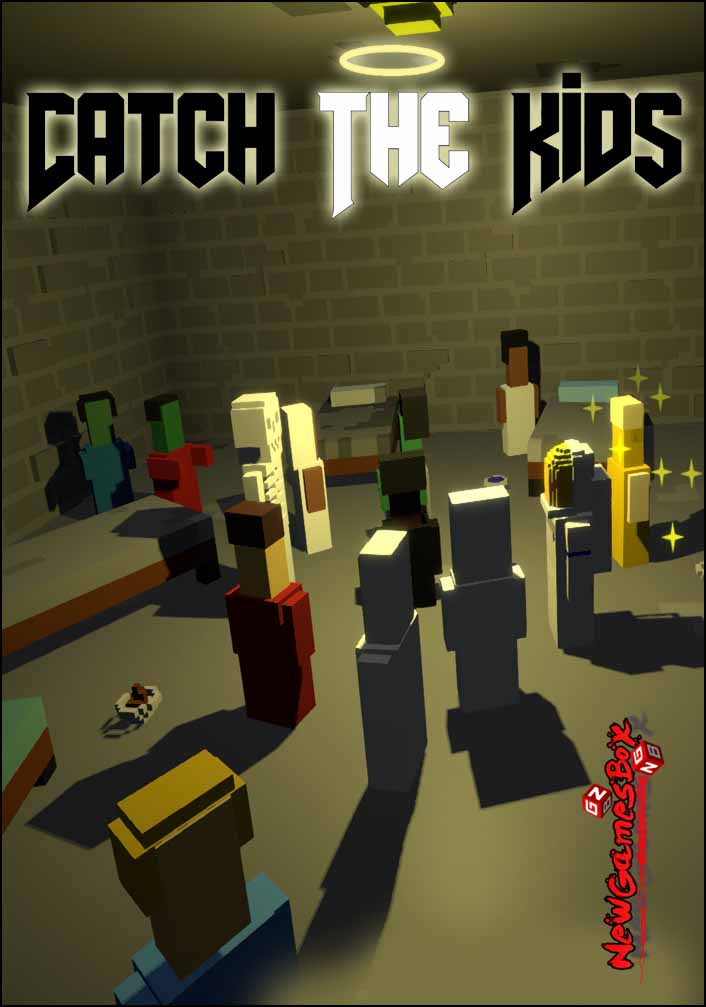 Catch The Kids Priest Simulator Game Free Download