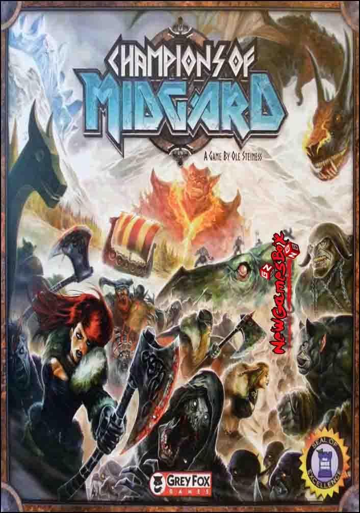 Champions Of Midgard Free Download