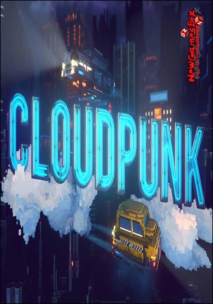 Cloudpunk Free Download