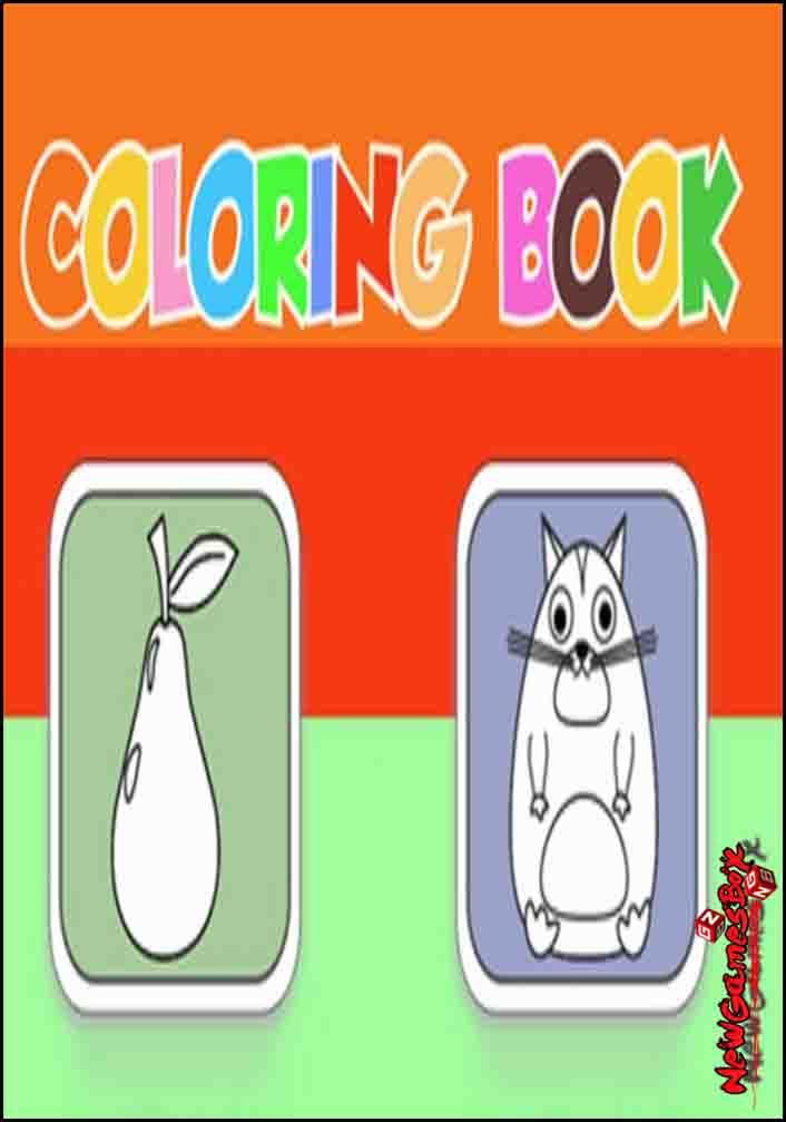 Coloring Book Free Download Full Version PC Game Setup