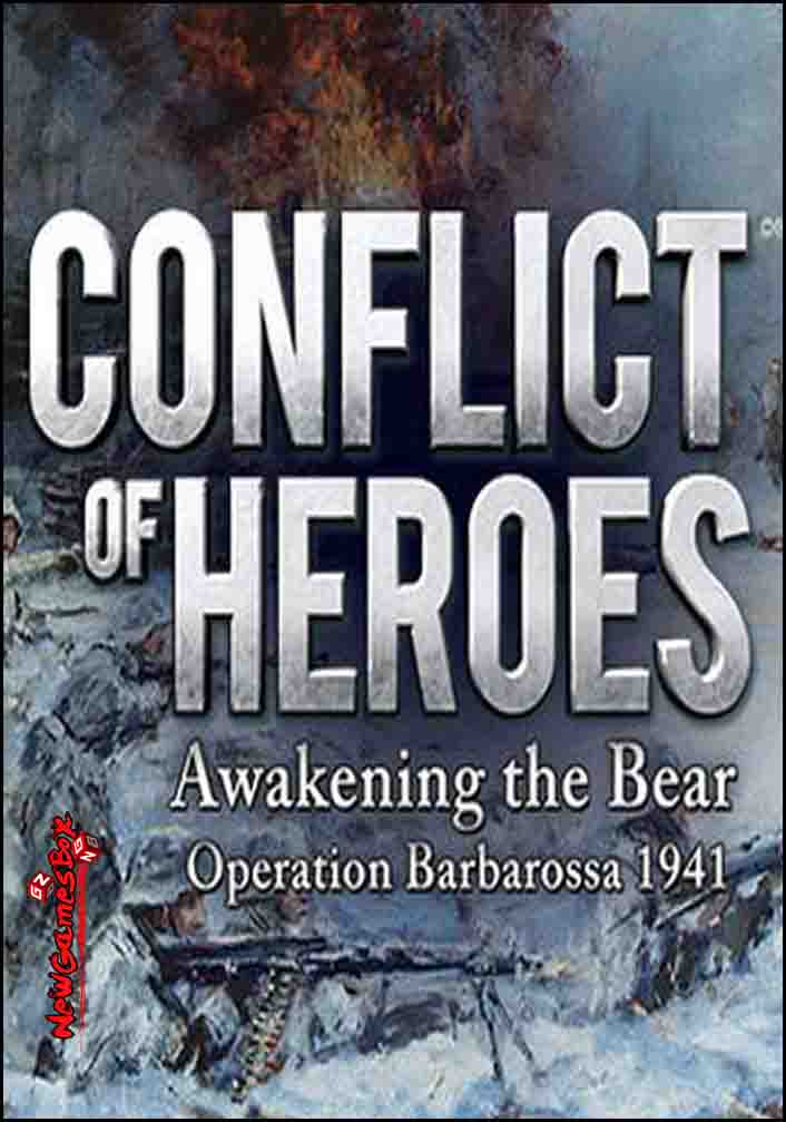 Conflict Of Heroes Awakening The Bear Free Download