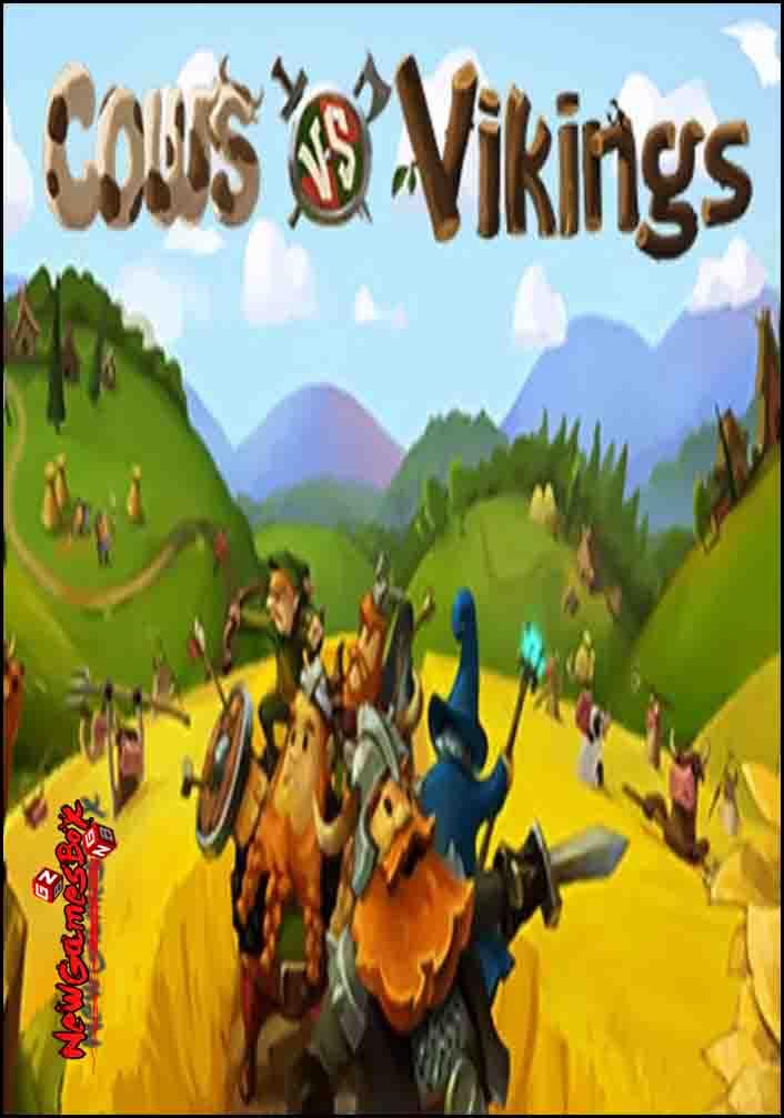 Cows VS Vikings Free Download