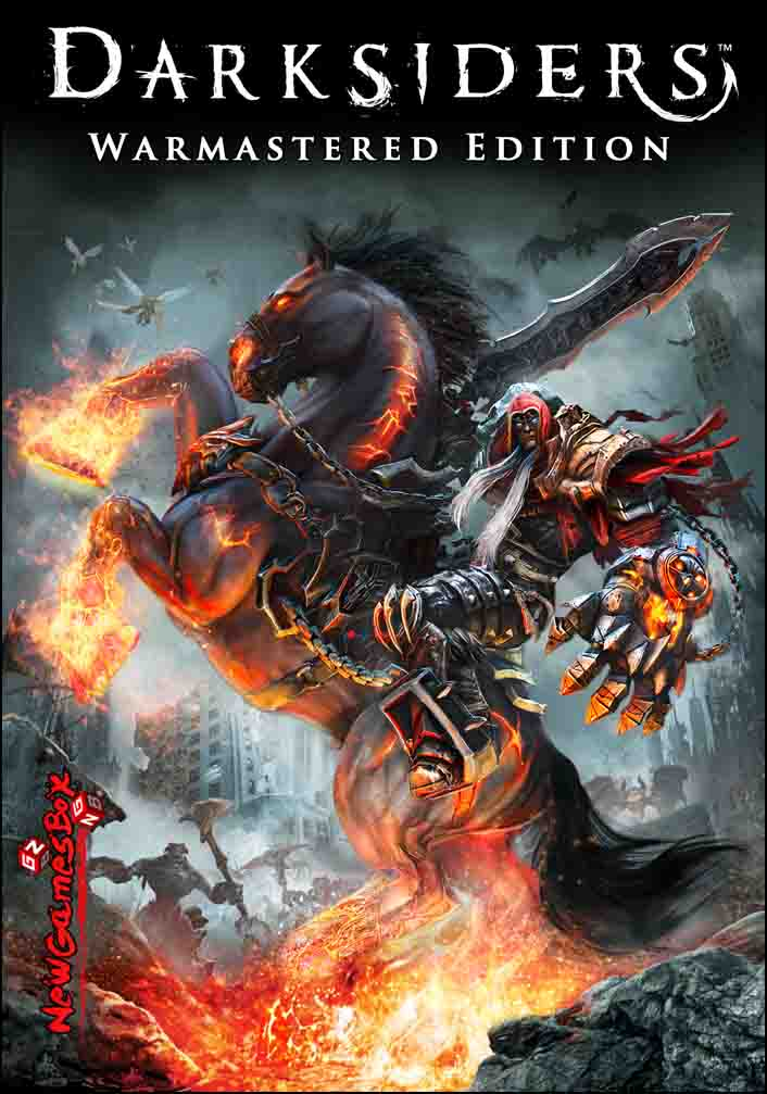 Darksiders Warmastered Edition Download