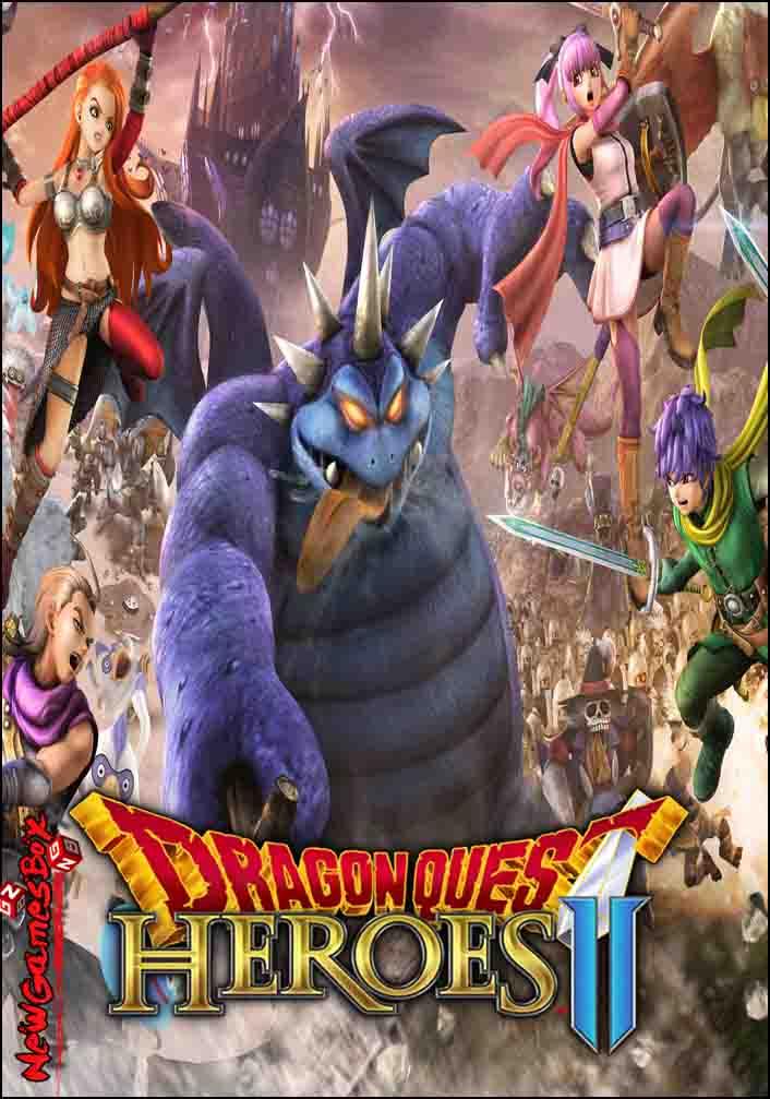 Dragon Quest Heroes 2 Download