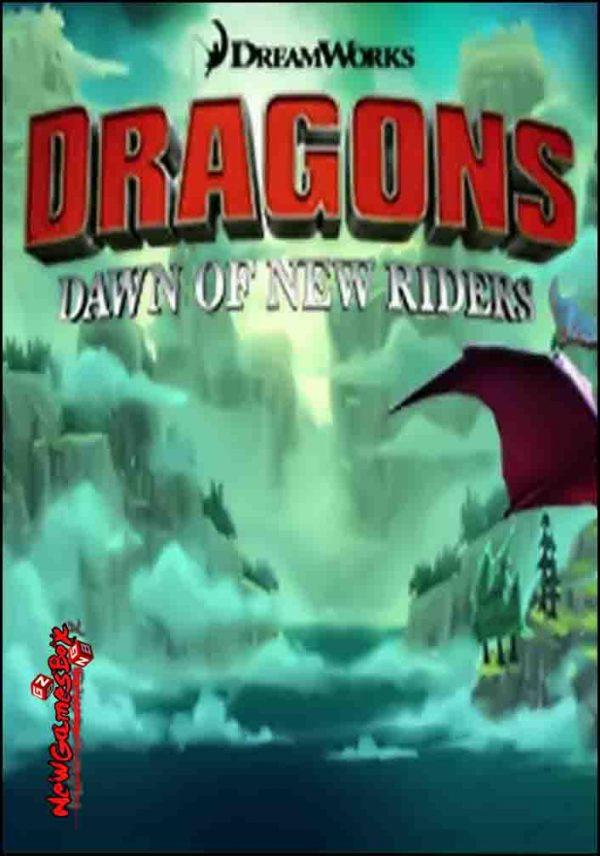 DreamWorks Dragons Dawn Of New Riders Free Download