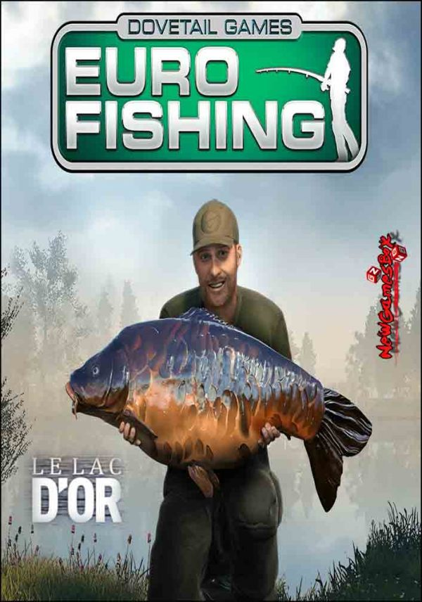 Euro Fishing Le lac dor Download