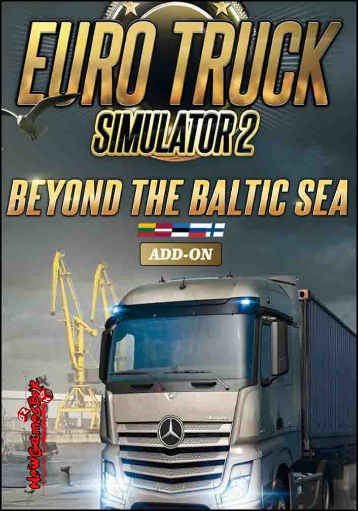 euro truck simulator 2 beyond the baltic sea free download. Black Bedroom Furniture Sets. Home Design Ideas