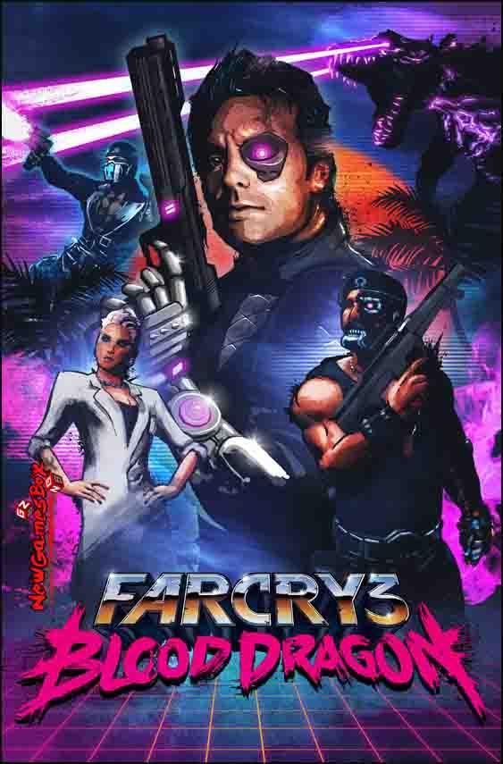 Far Cry 3 Blood Dragon Download