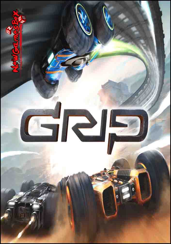 GRIP Combat Racing Free Download