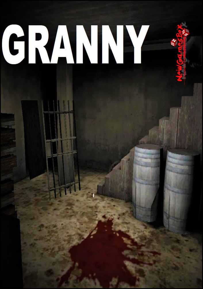 when was granny horror game released