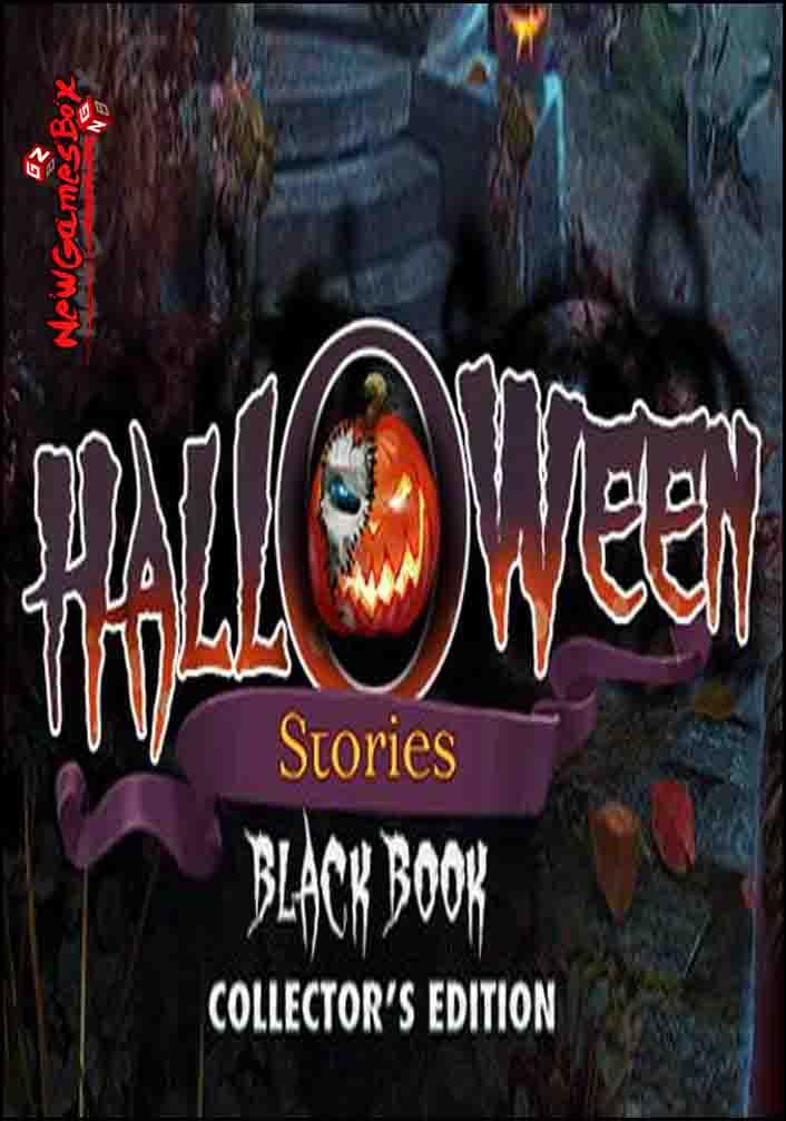 Halloween Stories Black Book Free Download