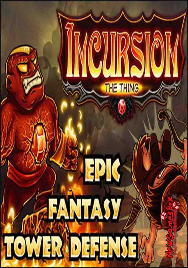 Incursion The Thing Free Download