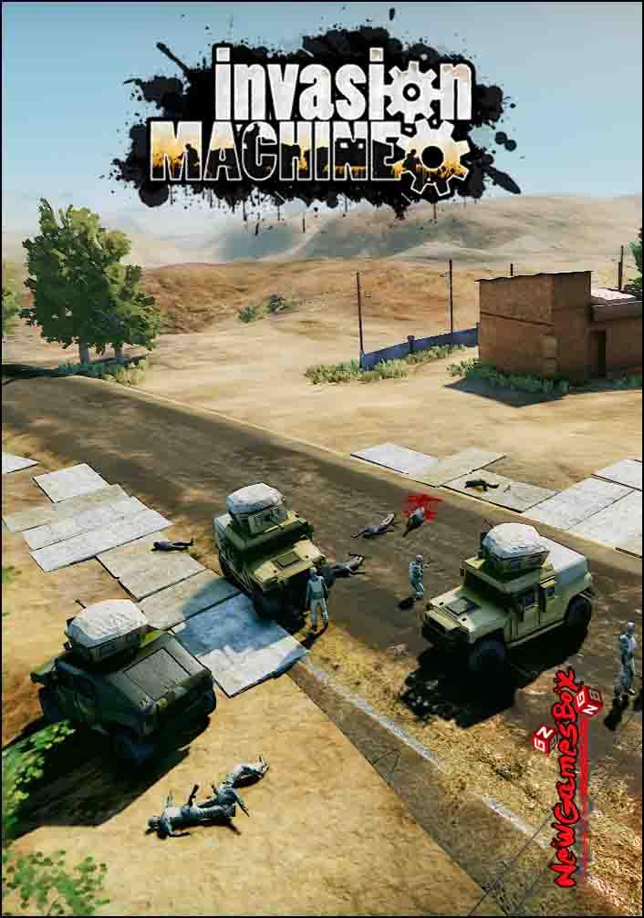 Invasion Machine Free Download
