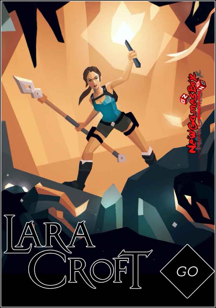 Lara Croft GO Download