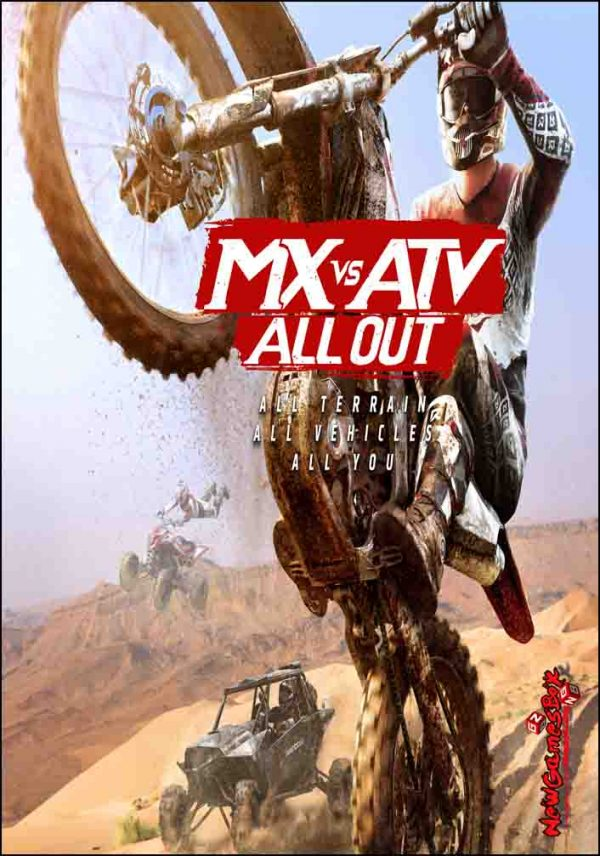 MX vs ATV All Out Download PC Game