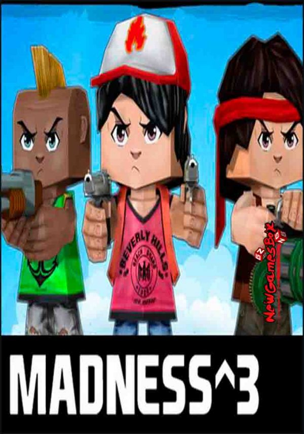 Madness Cubed Free Download