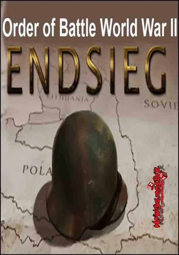 Order Of Battle World War II Endsieg Free Download