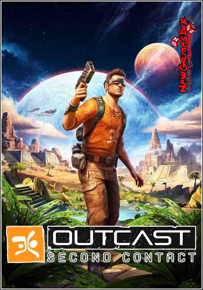 Outcast Second Contact Download PC Game
